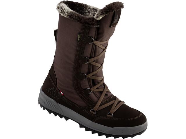 Dachstein Hannah GTX Shoes Women chocolate brown